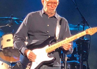 Eric Clapton Concert, RAH London