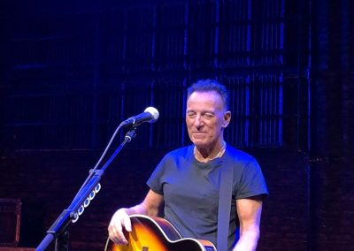 Bruce Springsteen, NYC