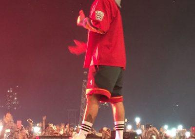 Jusin Bieber Concert, Tel Aviv